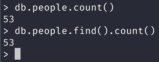 Mongodb Aggregate Count